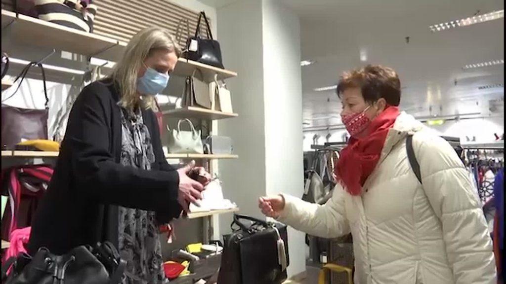 Corona-Schutzmaßnahmen belasten den Einzelhandel