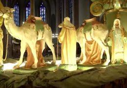 Krippe der Superlative in der Deutschordenskirche