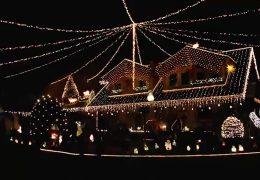 Das Weihnachtshaus von Ober Kostenz
