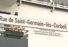 Straßenname oder Zungenbrecher in Rosbach