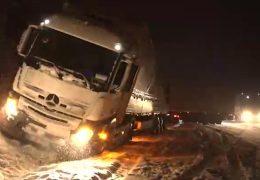 Schnee und Eis führen zu vielen Unfällen