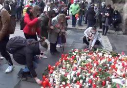 Trauer in Trier am Tag nach der Amokfahrt