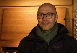 Im Porträt – der Domorganist Markus Eichenlaub