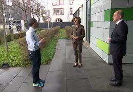 Malu Dreyer besucht Biontech