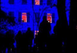 Musikalischer Adventskalender im Holzhausenschlösschen