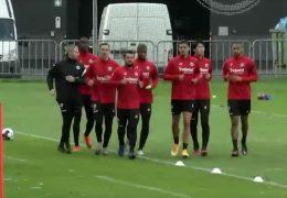 DFB-Pokal: Eintracht gegen Leverkusen