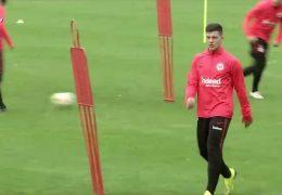 Eintracht Frankfurt: Jovic kehrt zurück!