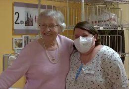 Arbeitsreicher Alltag in Pflegeeinrichtungen