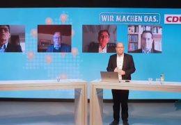 Das Wahlprogramm der CDU