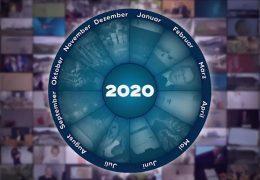 Zweiter Teil des Jahresrückblicks 2020