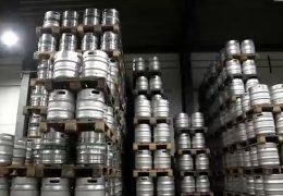 Brauereien bricht Fassbierverkauf weg