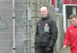 Marco Antwerpen soll die Roten Teufel retten