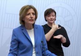 Dreyer stellt Impfplan für Februar vor