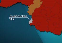 Zweibrücken – die Stadt mit dem niedrigsten Inzidenzwert in Deutschland