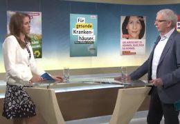17:30-Wahltalk mit AfD-Spitzenkandidat Michael Frisch