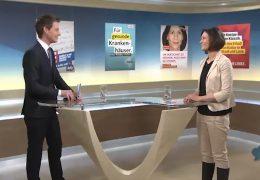 17:30-Wahltalk mit der Spitzenkandidatin der Grünen Anne Spiegel
