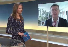 Ein Jahr nach dem Anschlag – im Interview: Der Oberbürgermeister von Hanau Claus Kaminsky