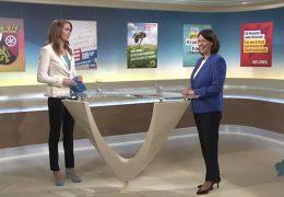 17:30-Wahltalk mit der Spitzenkandidatin der FDP Daniela Schmitt