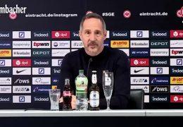 Eintracht Frankfurt vs. Bayern München