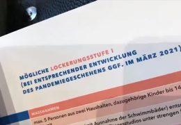 Schwarz-Grün stellt Corona-Perspektivplan für Hessen vor