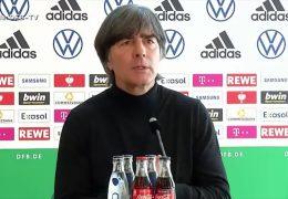 Bundestrainer Löw spricht über Rücktrittsgründe
