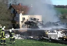 Prozess um explodiertes Haus wieder aufgerollt