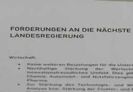 Forderungen der LVU an die neue Landesregierung