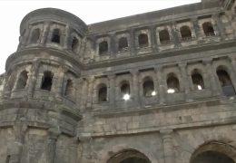 Als die Porta Nigra noch eine Kirche war
