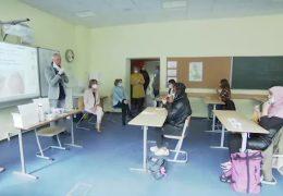Schnelltests an Schulen in Rheinland-Pfalz