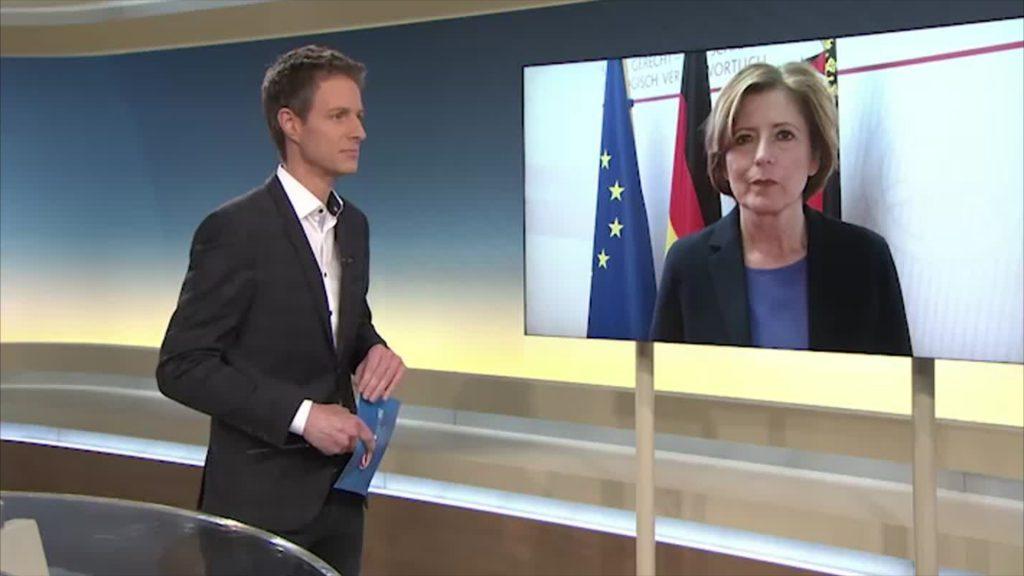 Corona-Gipfel abgesagt - im Interview: Ministerpräsidentin Malu Dreyer
