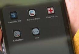 Bad Dürkheim testet die Luca-App