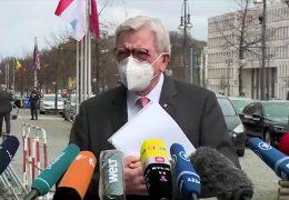 Wer wird Kanzlerkandidat der Union? Im Interview: Ministerpräsident Volker Bouffier