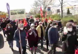 Continental in Karben – Mitarbeiter kämpfen für einen Sozialtarifvertrag