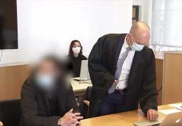 Prozessauftakt in Fulda: Mann soll seine Ex-Freundin getötet haben