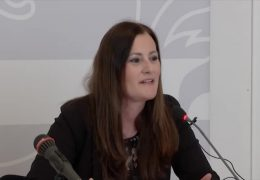 Janine Wissler will für Bundestag kandidieren