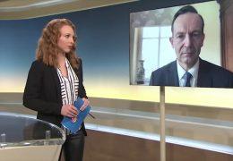 Kritik am Infektionsschutzgesetz – im Interview: Volker Wissing