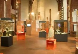"""""""Menschsein"""" – Ausstellung im Archäologischen Museum in Frankfurt"""