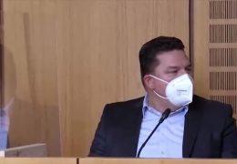 Angeklagter Ex-Bürgermeister Marcus Held bestreitet Vorwürfe