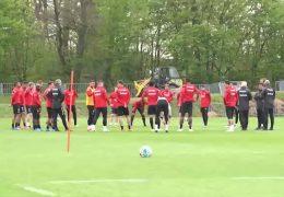 Das Derby Eintracht Frankfurt gegen Mainz 05