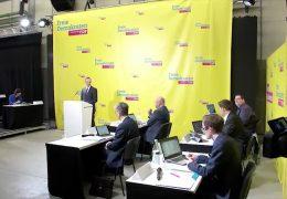 Technische Probleme: FDP-Parteitag muss abgebrochen werden