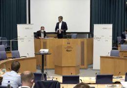 CDU-Fraktion stellt Weichen für die Zukunft