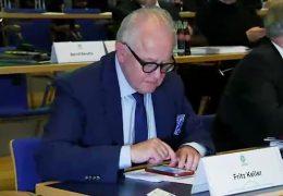 DFB-Präsident Fritz Keller tritt zurück
