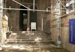 Dreikönigskirche wird saniert