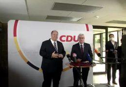 CDU Hessen stellt Weichen für die Bundestagswahl