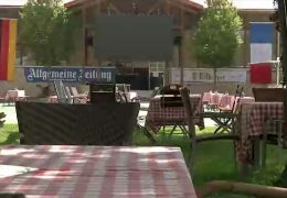 Was geht beim Public Viewing während der Europameisterschaft ?