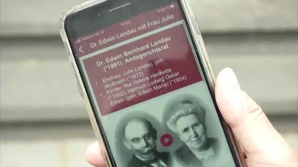 Stolperstein-App: Digitale Gedenkrouten in Koblenz
