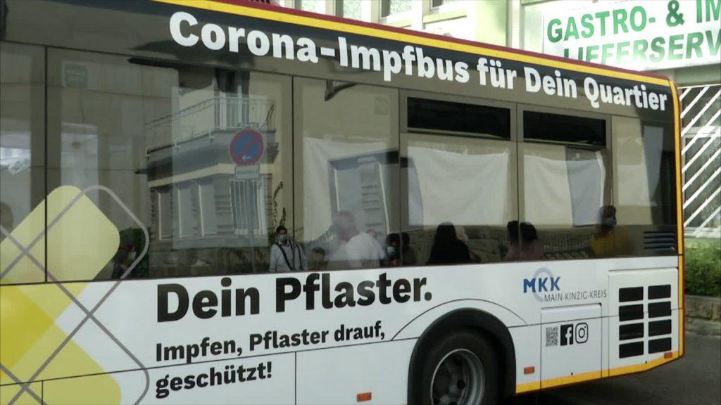"""""""Mein Pflaster"""" - Impfaktion in Hanau"""