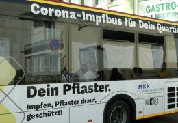 """""""Mein Pflaster"""" – Impfaktion in Hanau"""