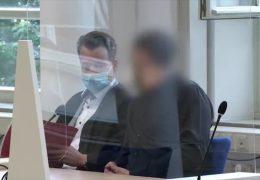 Angeklagter gesteht Überfall auf Shisha-Bar
