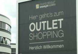 Streit um Ausbau Outlet Montabaur